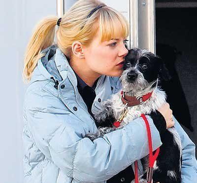 Emma Stone es amante de los animales- <br>