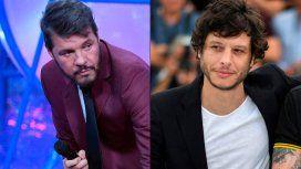 La buena onda de Tinelli con Luis, el hermano de Sebastián Ortega