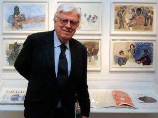 Murió el reconocido dibujante Hermenegildo Menchi Sábat