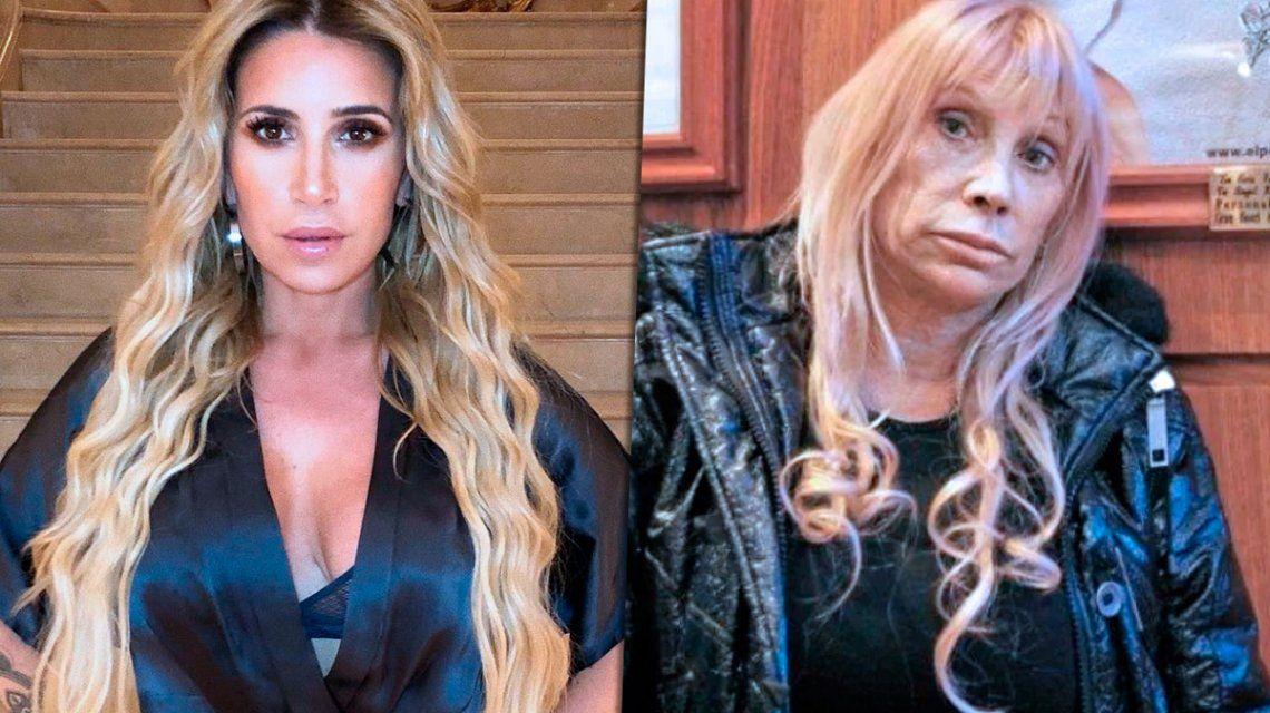 Florencia Peña reveló una insólita coincidencia con Betty