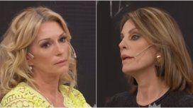 Yanina Latorre, furiosa con Nequi Galotti.