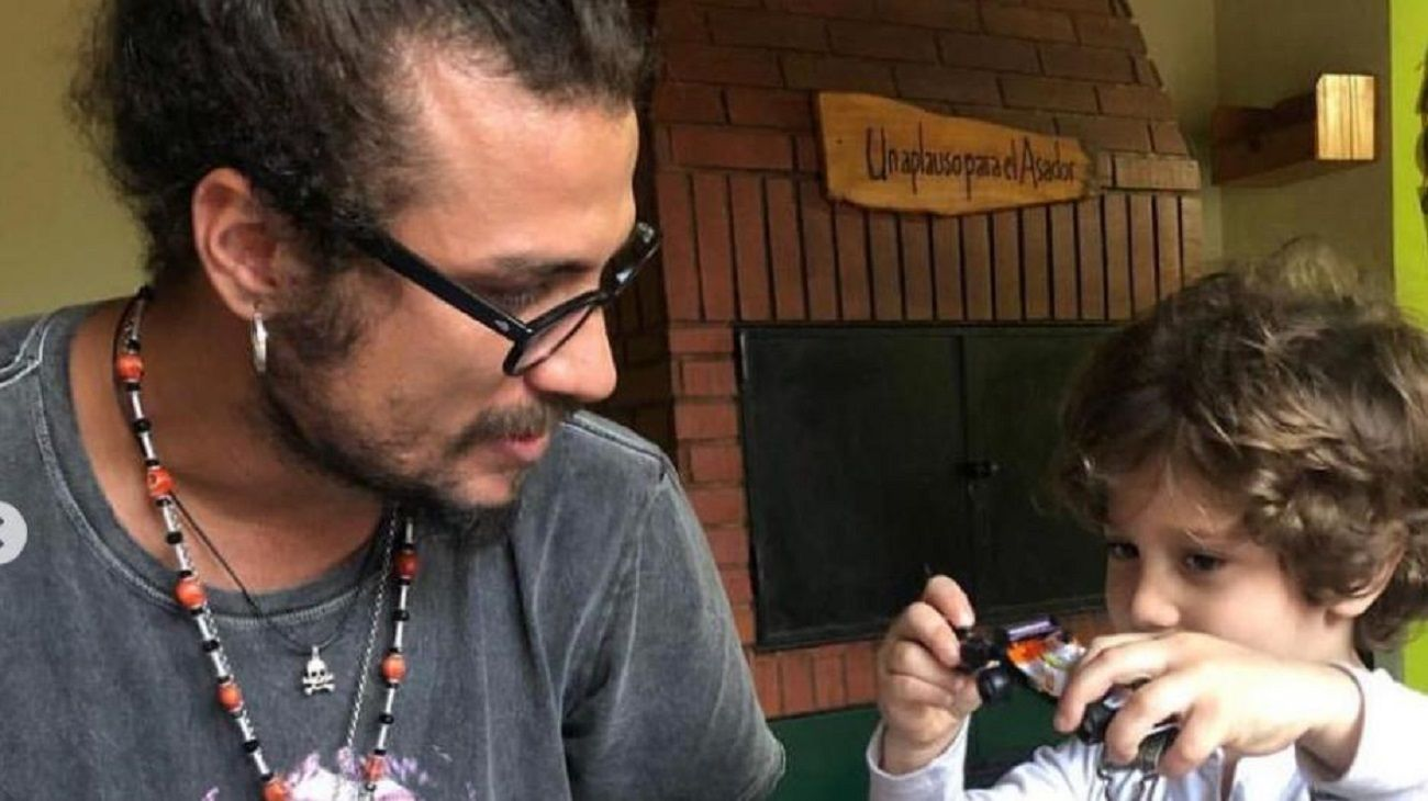 Daniel Osvaldo hizo manejar a Momo