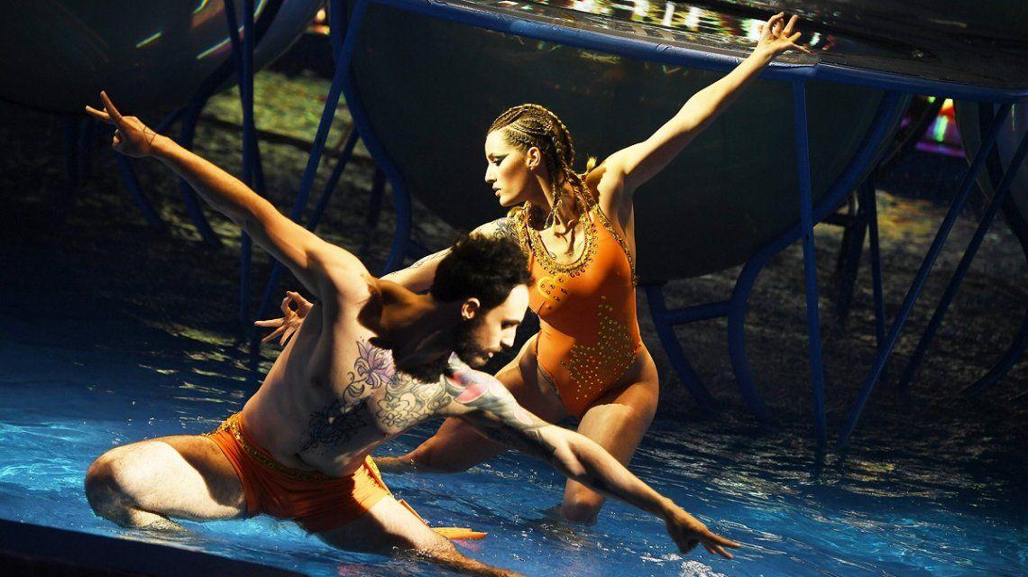 VIDEO: La bronca de Mica Viciconte contra la producción de Showmatch