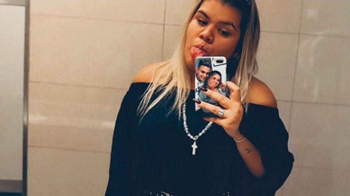 Embarazada, More Rial busca trabajo por Instagram