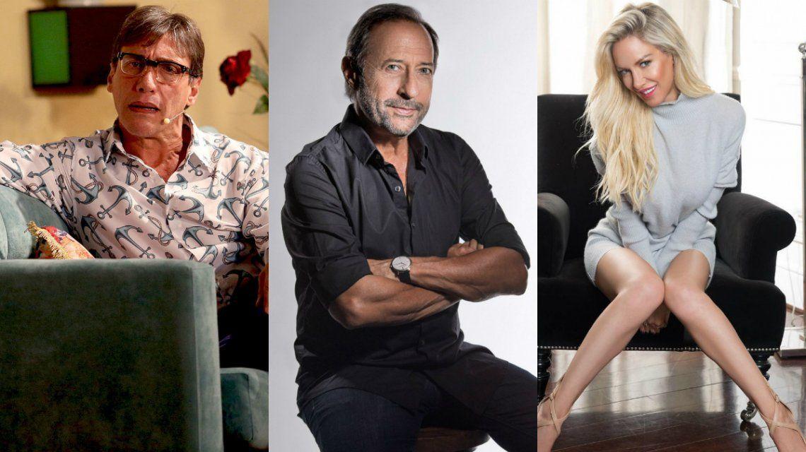 Fabián Gianola mandó al frente a Guillermo Francella por un supuesto abuso a Luciana Salazar