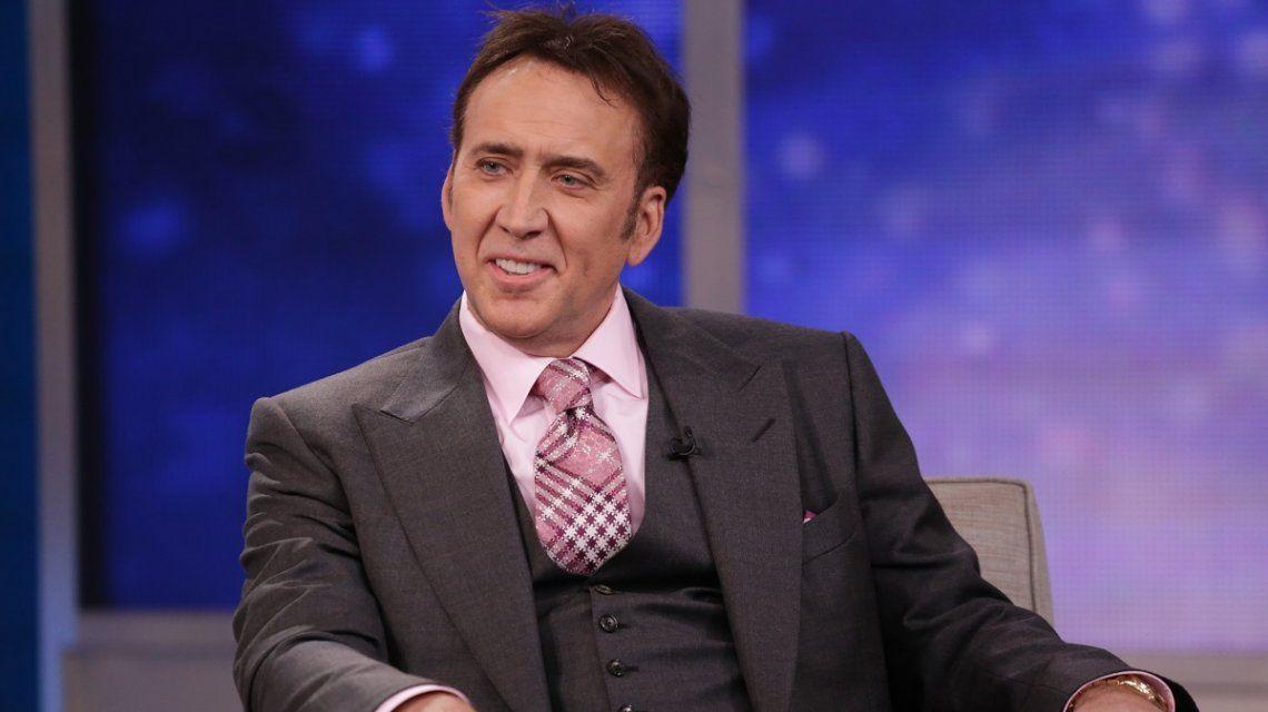 Nicolas Cage fue acusado por una ex por abuso sexual en un festival de cine