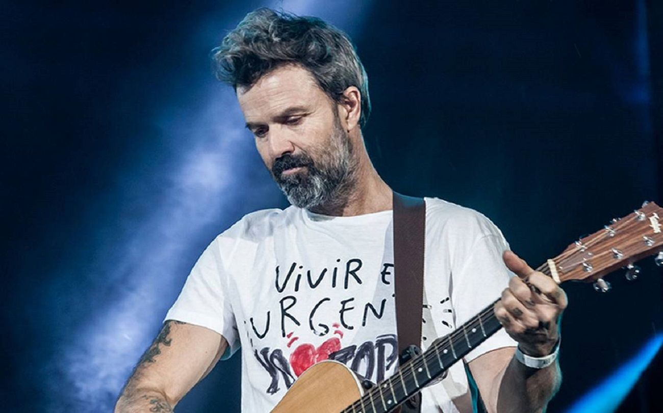 El cantante de Jarabe de Palo se retira de la música
