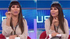 Moria, indignada con Andrea del Boca