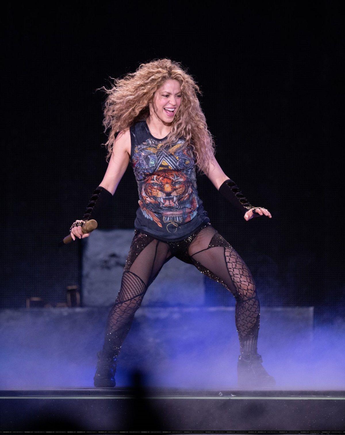 Así serán los shows de Shakira en Argentina