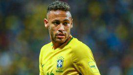 ¿Qué famosa serie estaba viendo Neymar horas antes del partido con Argentina?