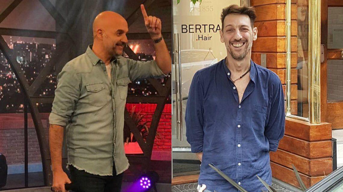 Humberto Tortonese habló del Pelado López
