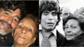 Diego Maradona y un mensaje especial a Doña Tota.