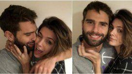Natalie Pérez y Nico Furtado, juntos en su nuevo film.
