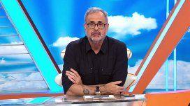 Jorge Rial anunció su regreso a Intrusos.