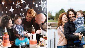 Las fotos del festejo del primer año del hijo de Agustina Kämpfer