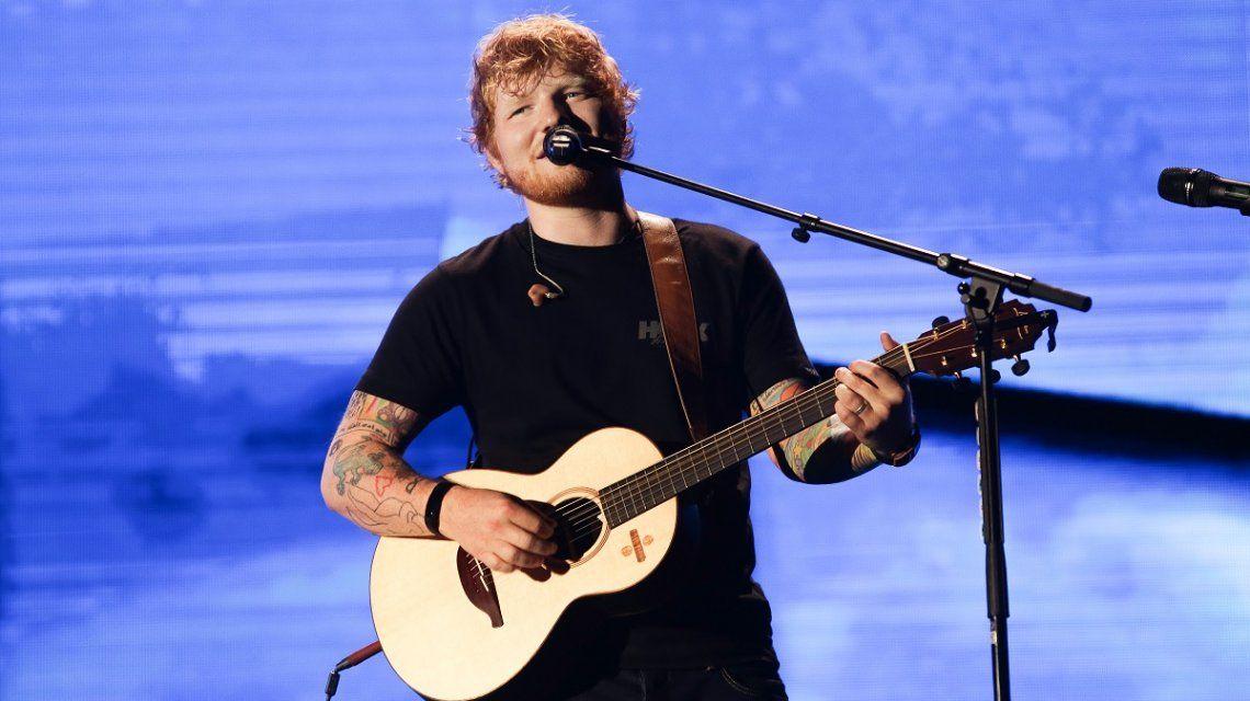 Ed Sheeran vuelve a Argentina: los detalles de su nuevo show