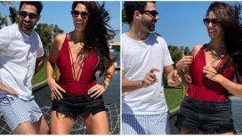 Grego Rosello e Ivana Nadal, ¡divertidos!