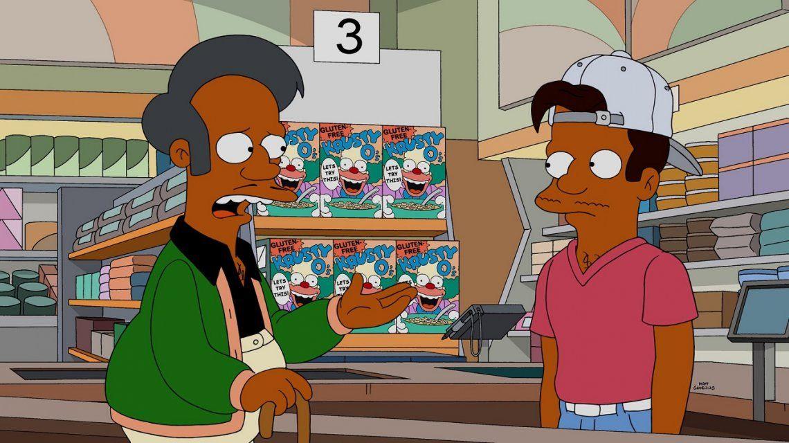 Eliminarán a Apu de Los Simpson