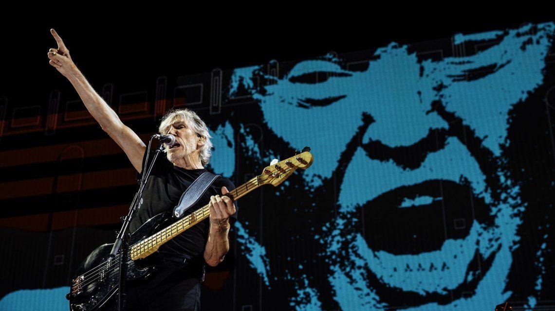 Roger Waters eligió a una banda mapuche para abrir sus conciertos en Argentina