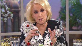 Mirtha Legrand le contestó en vivo a Esmeralda Mitre.