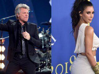 el inesperado y brutal ataque de bon jovi a kim kardashian