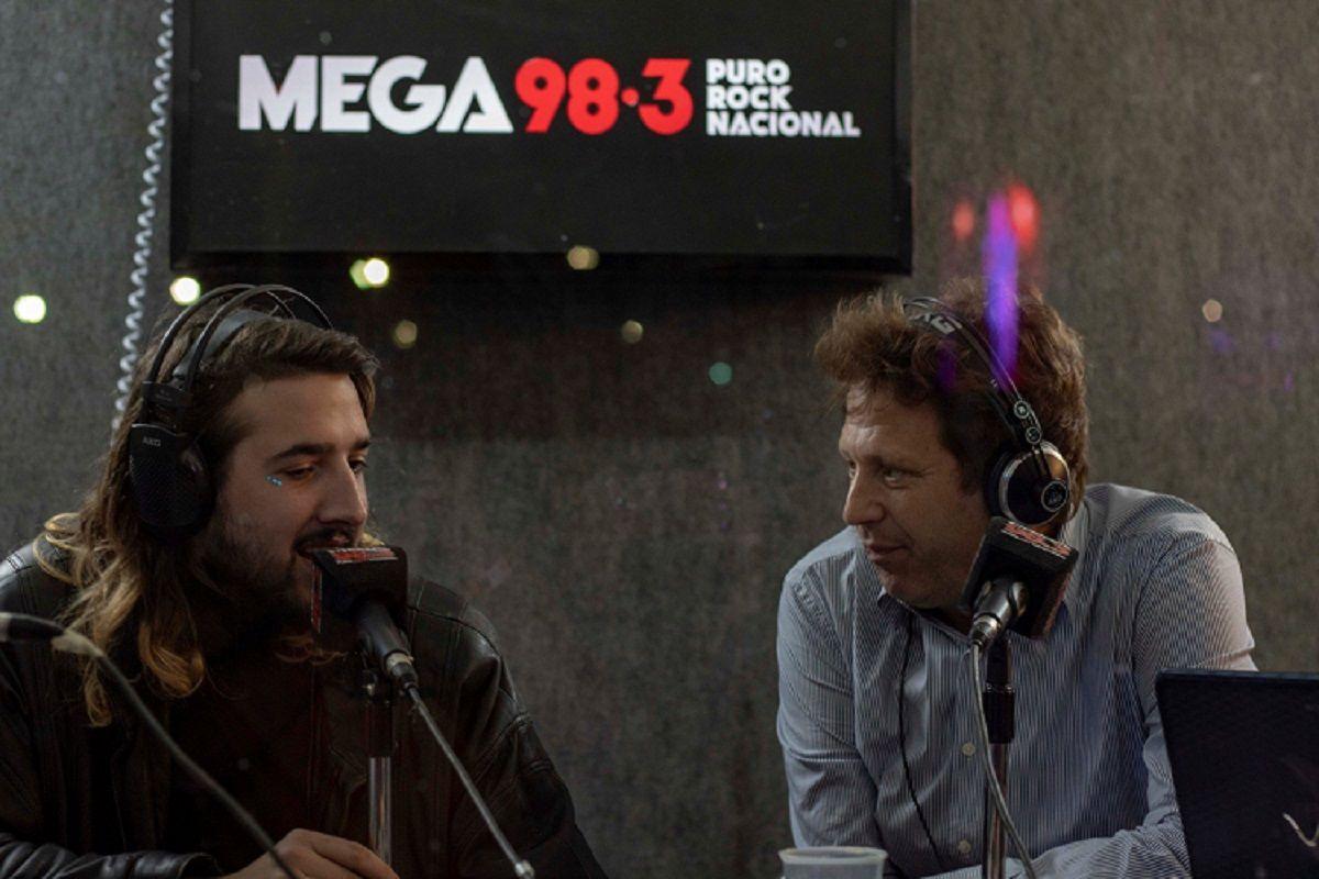 Mega 98.3 transmitió en exclusiva el Movistar Fri Music