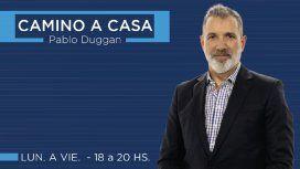 Pablo Duggan, con nuevo programa en Radio 10.