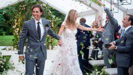 Las fotos del casamiento campestre de Gwyneth Paltrow con Brad Falchuk