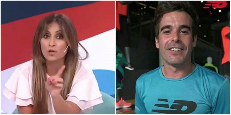 Feroz crítica de Marcela Tauro a Nicolás Cabré por emocionarse tras correr la maratón