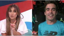 Feroz crítica de Tauro a Cabré: Le emociona la maratón por la cantidad de plata que le pusieron