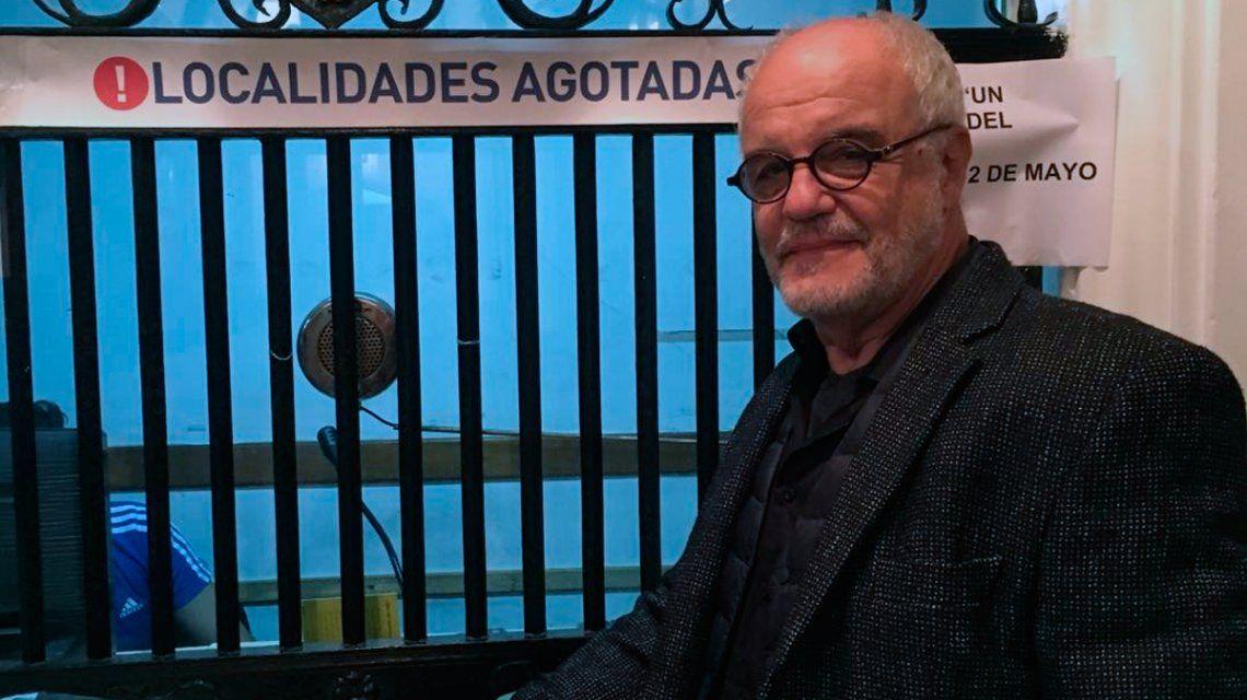 Juan Leyrado fue agredido en la calle por un turista francés
