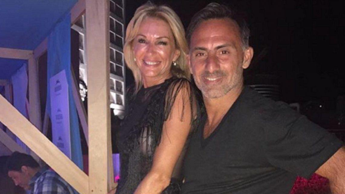 Yanina Latorre se quebró al aire mientras su marido analizaba el Boca-River