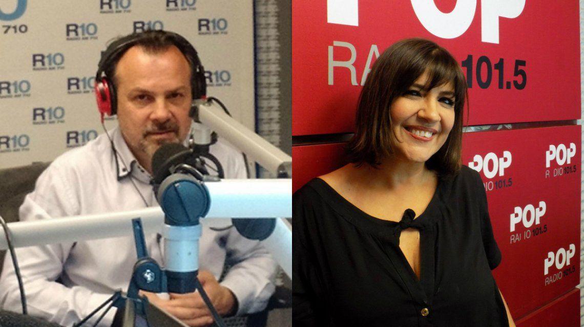 Radio 10, Sylvestre y la Negra Vernaci, entre los nominados a los Martín Fierro de Radio