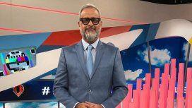 ¿Cuál fue el rating de Intrusos en el regreso de Jorge Rial?