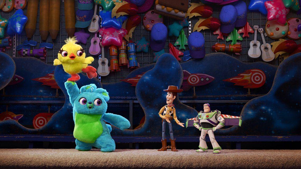 Las Primeras Imagenes De Toy Story 4 Regresos Y Nuevos Personajes