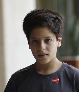 Máximo Menem Bolocco fue trasladado a Terapia Intermedia