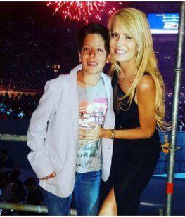 La familia Bolocco agradeció el apoyo por el tumor en el cerebro de Máximo.