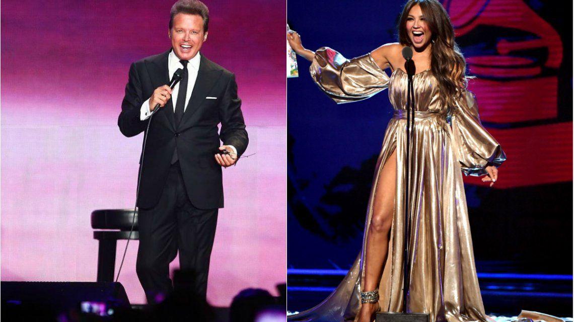 Luis Miguel ganó un Latin Grammy después de 13 años, no fue y abuchearon a Thalía