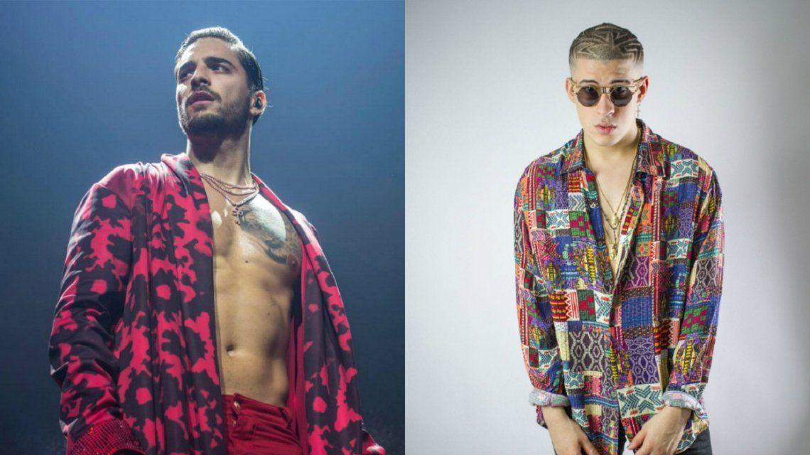 Presos denuncian que fueron torturados con canciones de Maluma y Bad Bunny