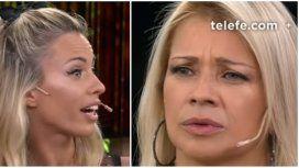 Rocío Guirao Díaz y Dalila discutieron en Podemos Hablar.