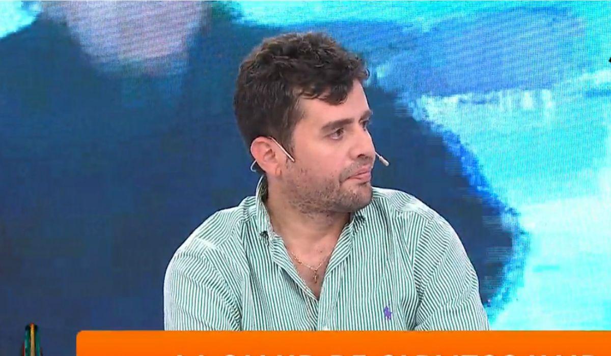 Carlitos Nair, sobre la interna entre los Bolocco y los Menem: Nos enteramos del tumor de Máximo por la tele
