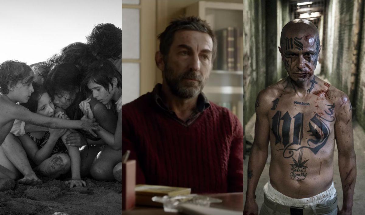 El recluso, La noche de los 12 años y Roma, entre los estrenos de Netflix para diciembre