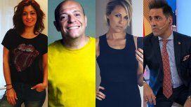 Conte, Campi y Denise Dumas, contra Iúdica: trompadas, mensajes y peleas