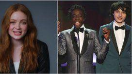 Tres de los actores de Stranger Things vendrán al país.