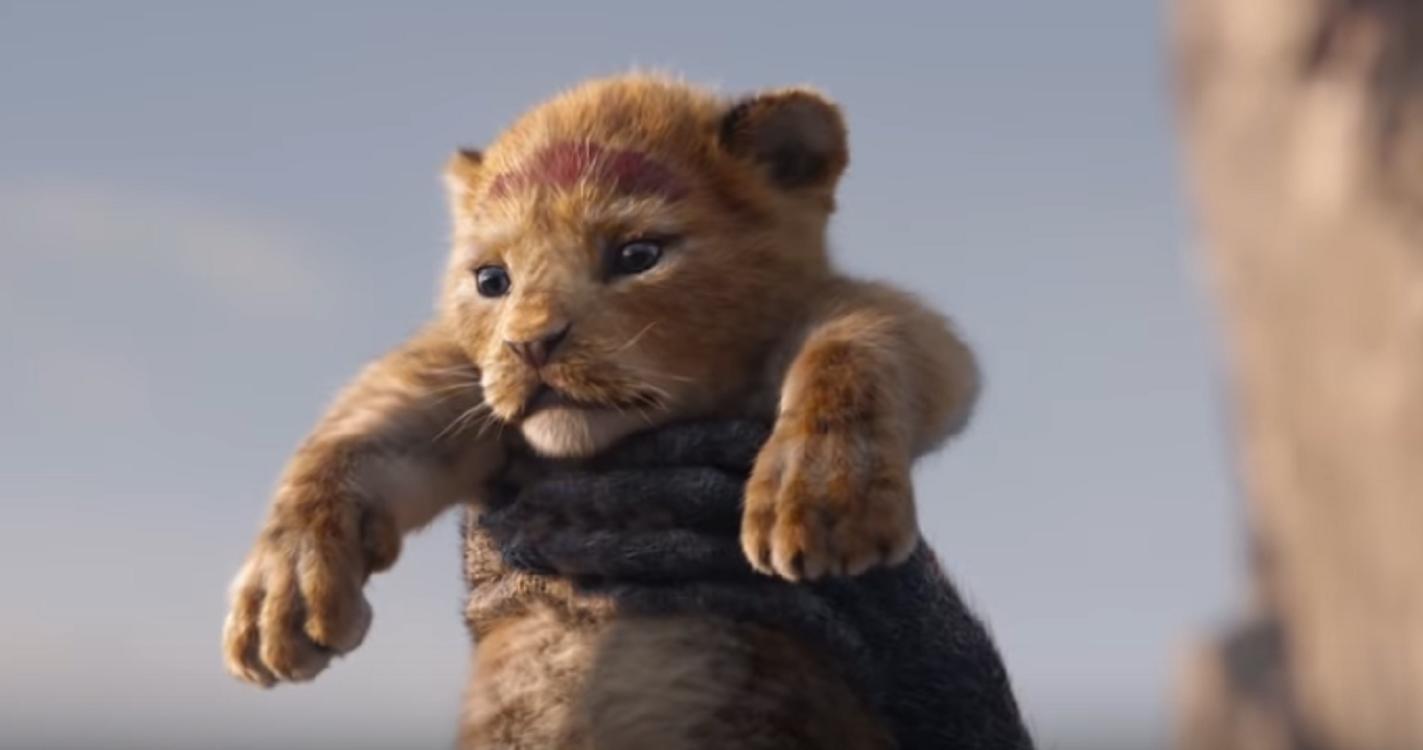 Salió el primer tráiler de la nueva versión del Rey León