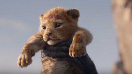Salió el primer teaser de la nueva versión del Rey León