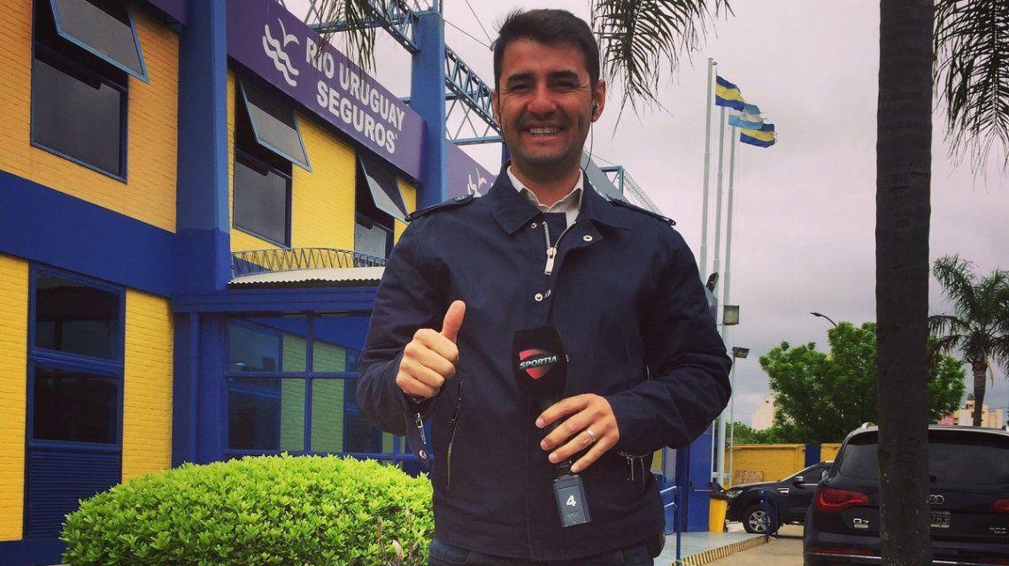 Llevar pirotecnia: el polémico posteo de un periodista partidario de Boca antes del Superclásico