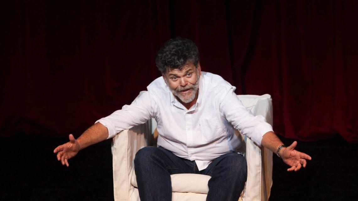 Alfredo Casero: Los familiares que quieren rescatar el ARA San Juan piden flan