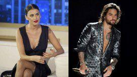 El descargo de Silvina Luna: ¿estuvo con Maluma?