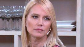 Valeria Mazza aclaró la polémica con su marido.
